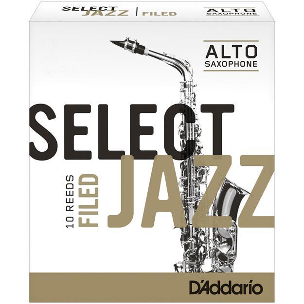 D'addario Woodwinds Select Jazz 2M Altsaxophon