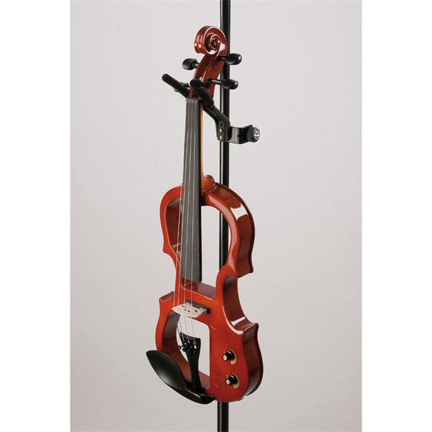 K + M König & Meyer 15580 Violinhalter Stativ