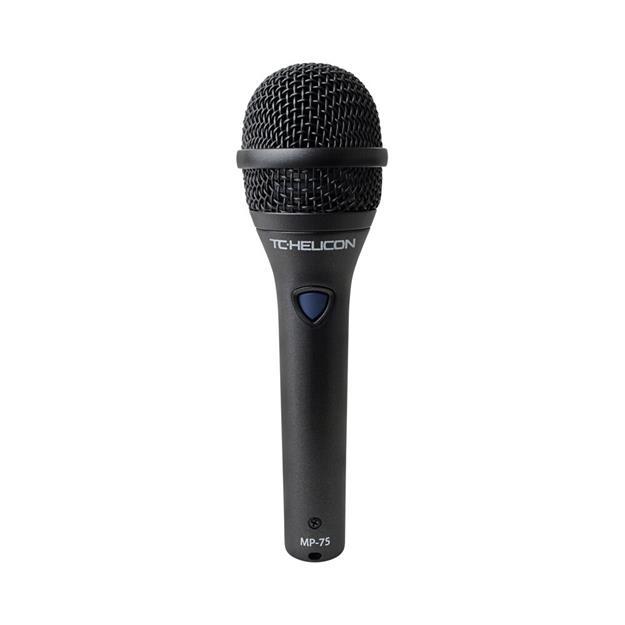TC Helicon MP-75 Gesangsmikrofon