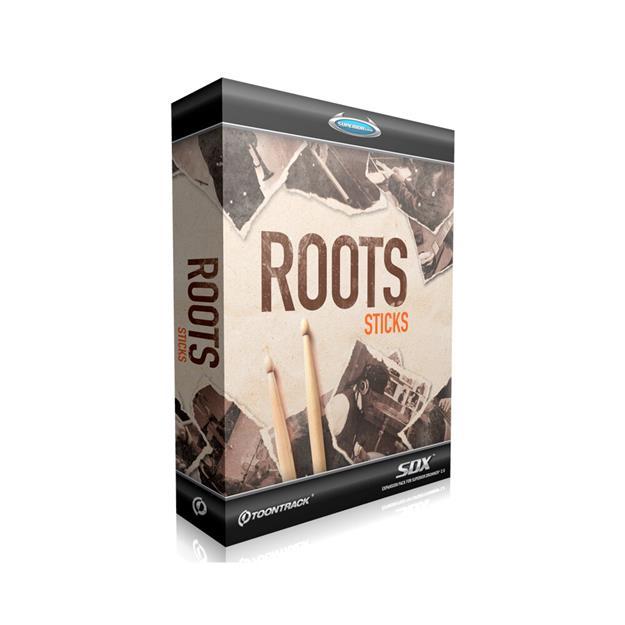 Toontrack SDX Roots Sticks Lizenzcode