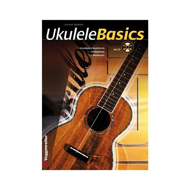 Voggenreiter Ukulele Basics mit CD