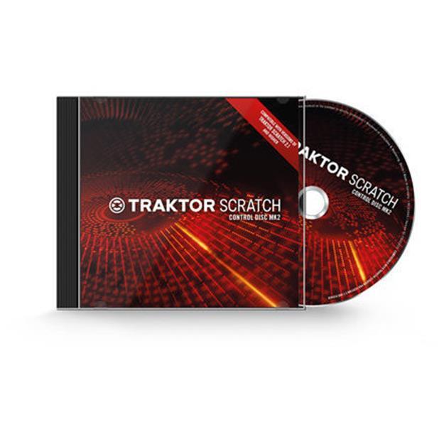 Native Instruments Traktor Scratch Pro Control CD MK2