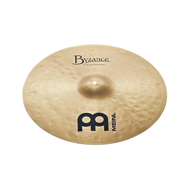 Meinl Byzance Traditional Extra Thin Hammered