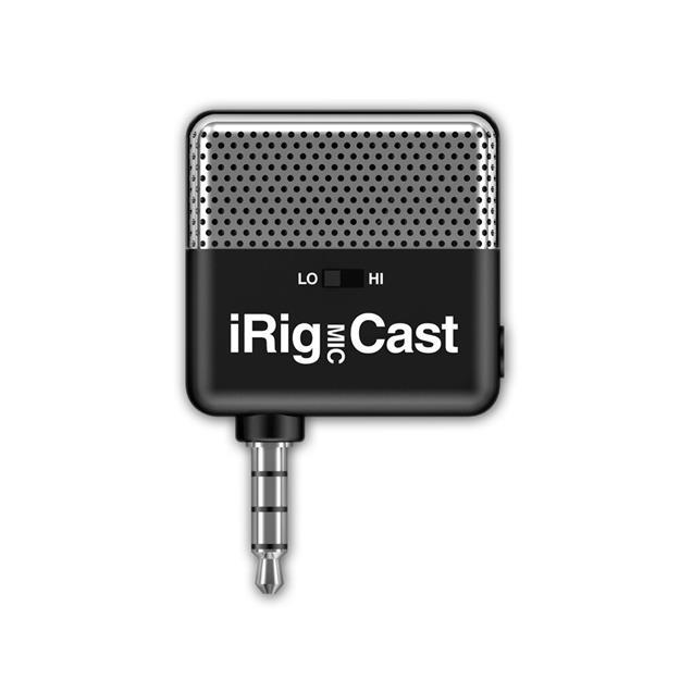 IK-Multimedia iRig Mic Cast