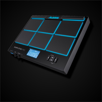 E-Drum Percussion & Sampling Pads