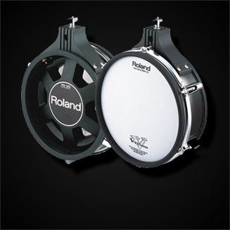 E-Drum Pads Tom & Snare