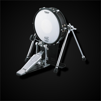 E-Drum Bassdrum Pads, Trigger Pedale & Controller