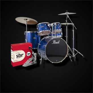 Schlagzeug-Bundles