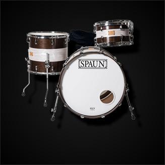 Schlagzeuge ohne Hardware