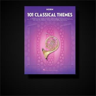 Klassische Noten für Horn
