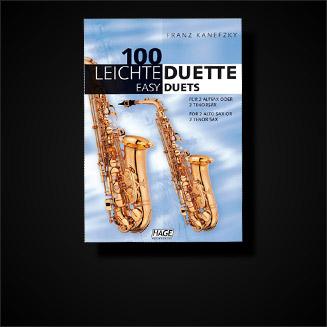Klassische Noten für Saxophon