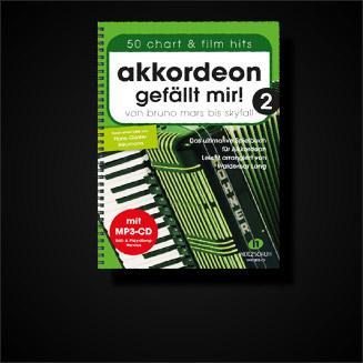 Popularmusik für Akkordeon