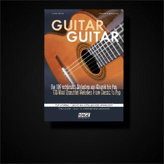 Popularmusik für Akustikgitarre