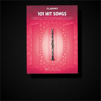 Popularmusik für Klarinette