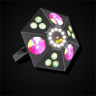 Hybrid-Lichteffekte