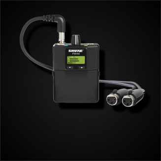 Kabelgebundene In-Ear Systeme