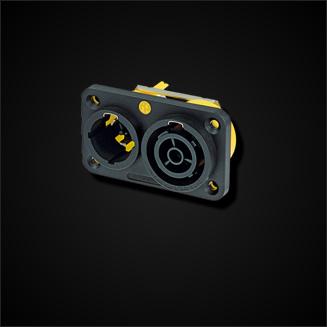Powercon-Stecker / Buchsen