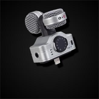 iOS/Android-Mikrofone