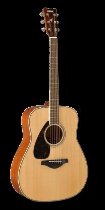 Linkshänder Westerngitarren