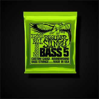 E-Bass-Saiten - 5-saitig