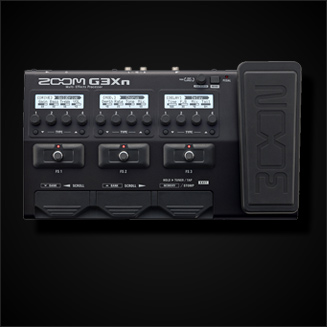 E-Gitarren-Multieffekte