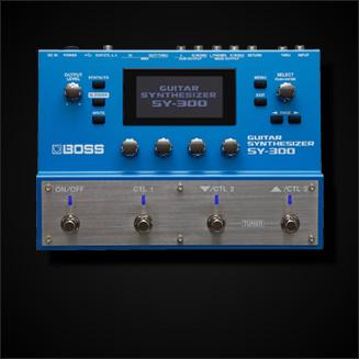 Gitarren- & Bass-Synthesizer