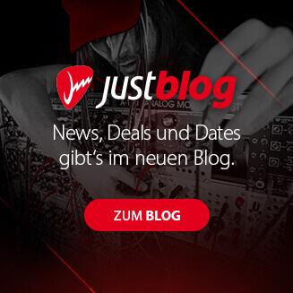 JustBlog - Der neue JustMusic Blog