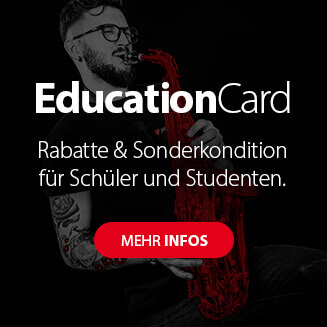 JustMusic EducationCard