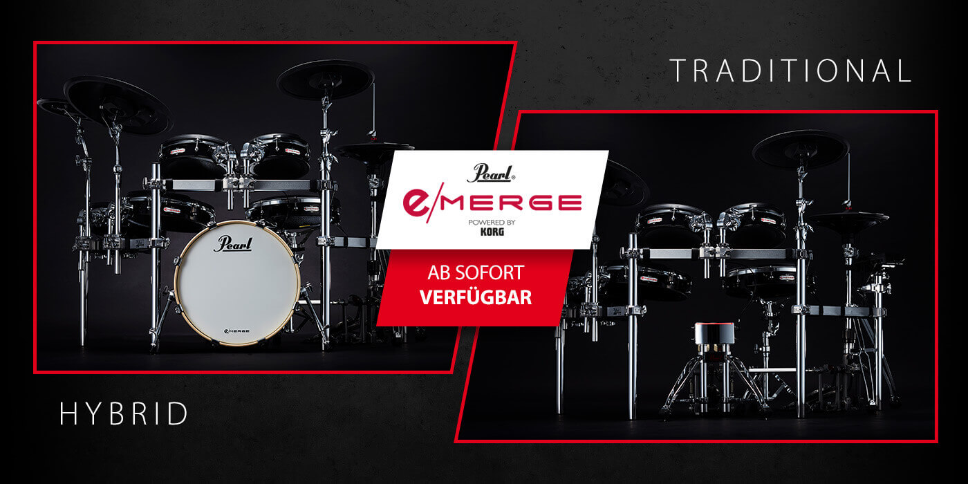 Pearl e/MERGE Hybrid & Traditional