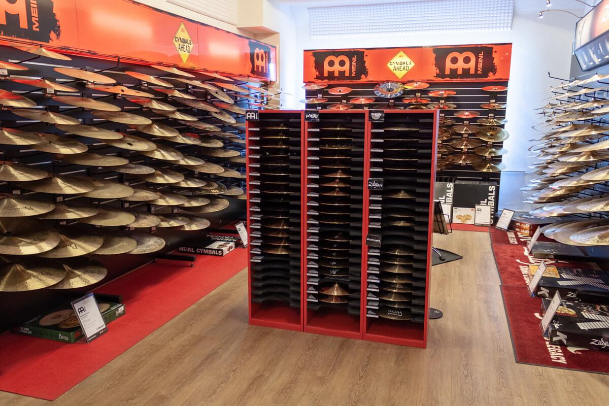 Kasse & Merchandise