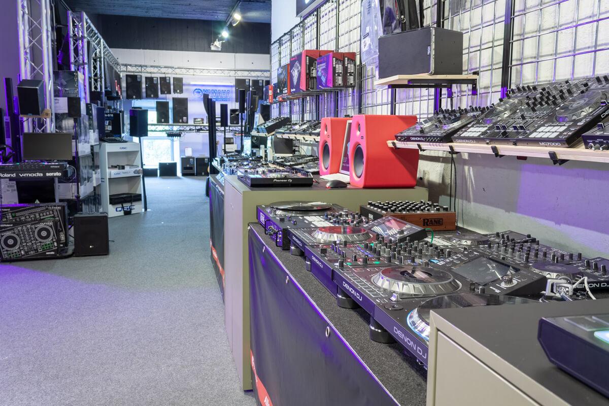 JustMusic Hamburg - DJ & PA