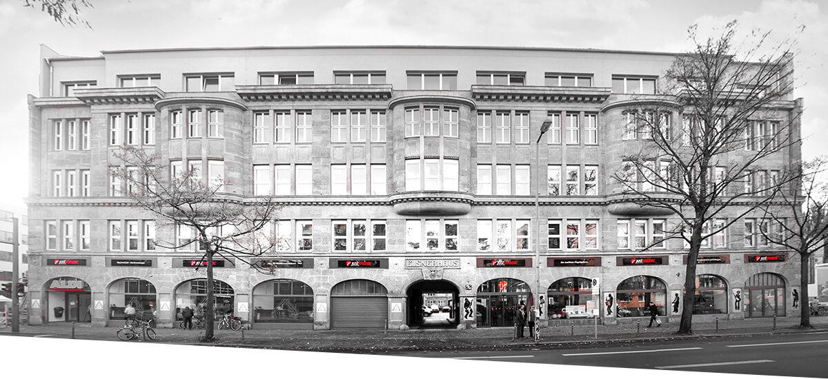 JustMusic Berlin FlagShipStore Storefront