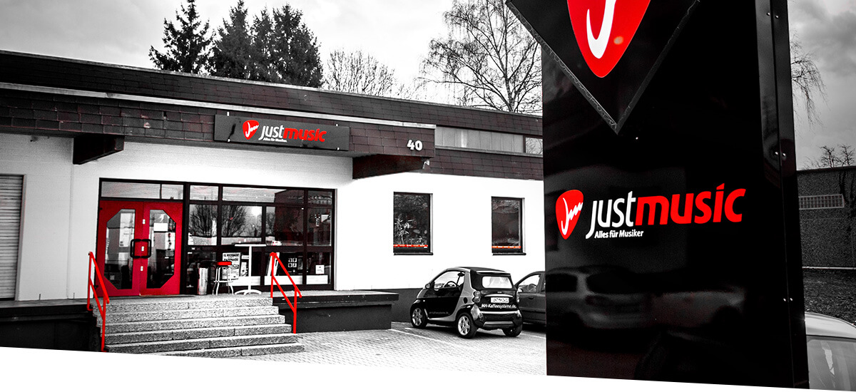JustMusic Dortmund Center Storefront