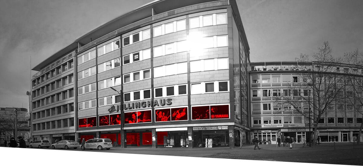 JustMusic Dortmund City Storefront