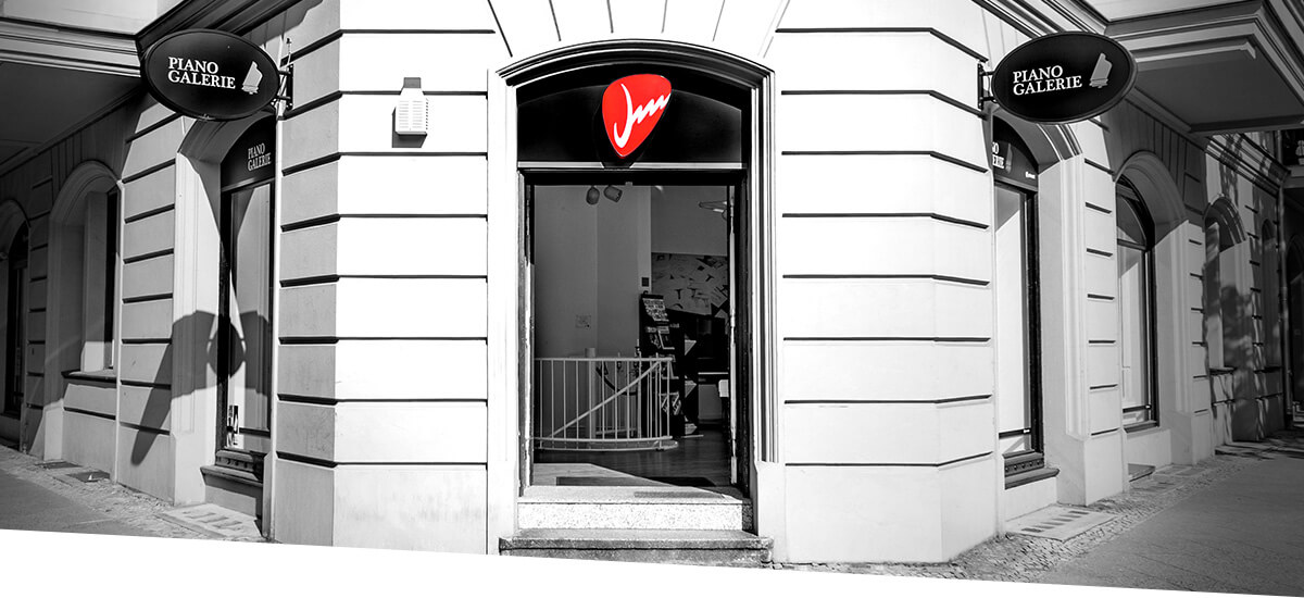 PianoGalerie Berlin Storefront