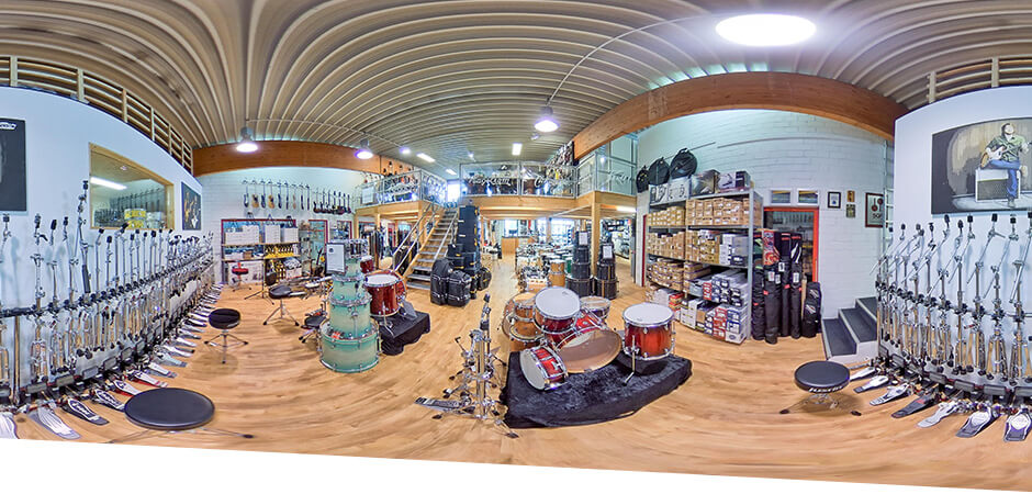 JustMusic Dortmund - Abteilung Drums & Percussion