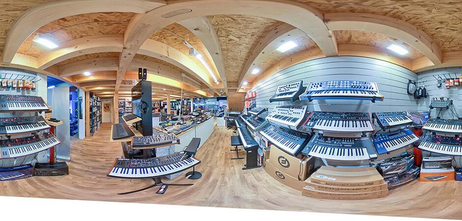 JustMusic Dortmund - Abteilung Keys