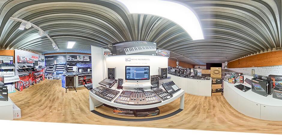 JustMusic Dortmund - Abteilung Studio & DJ