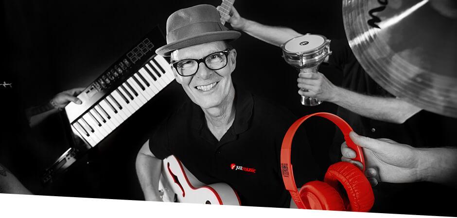 JustMusic München - Unser Service für Bildungseinrichtungen